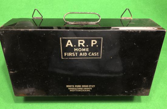 Boots ARP Home First Aid Kit.